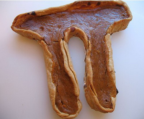 pi pumpkin pie pi day