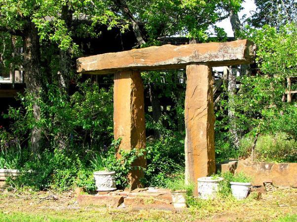 pi stonehenge pi day