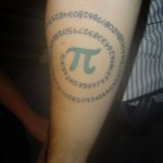 pi tattoo pi day 2
