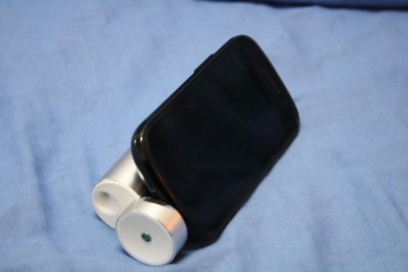 sony ericsson ms430 media speaker stand 1
