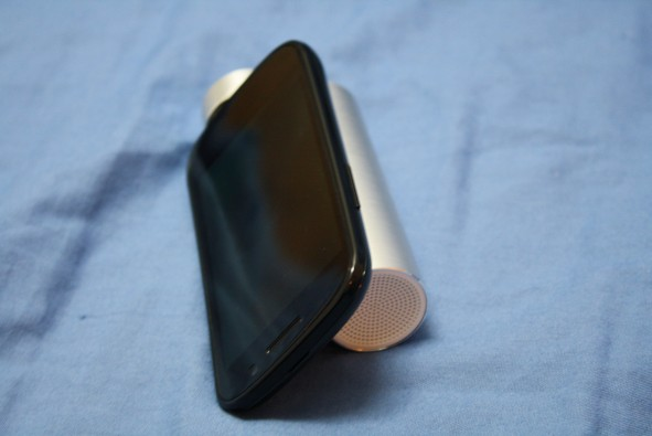 sony ericsson ms430 media speaker stand image