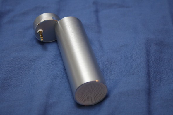 sony ericsson ms430 media speaker stand image 1