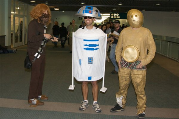 star wars cosplay fail