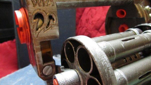 steampunk gun mod primitus design