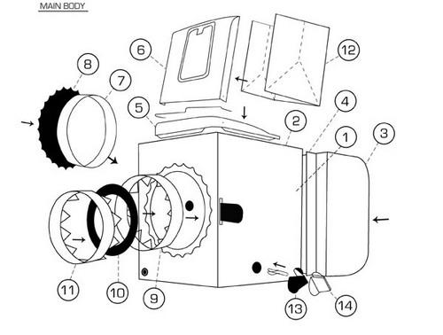 Hasselblad Pinhole Cam