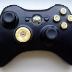 360 Controller with Bullet Mods