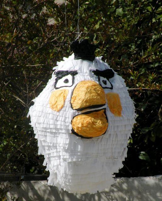 Angry Bird Piñata