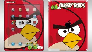 Angry Birds iPad 2 Decal 1