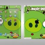 Angry Birds iPad 2 Decal 3
