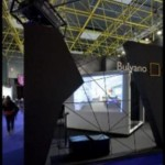 Beam Touch HoloCube
