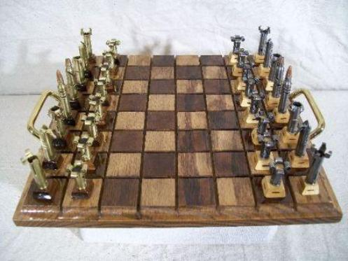 Bullet Chess Set 1