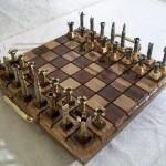 Bullet Chess Set 4