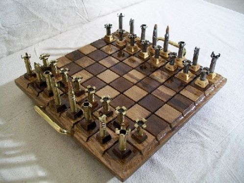 Bullet Chess Set 4