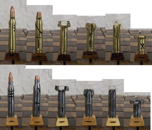 Bullet Chess Set 5
