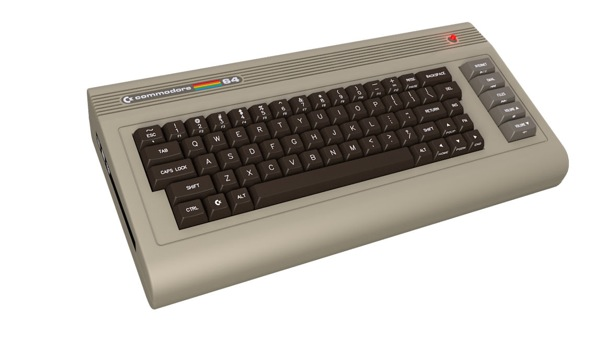 The new commodore 64