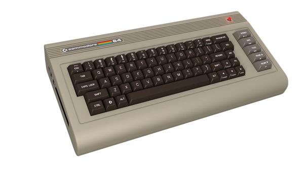 The new commodore 64