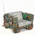 Circuit Board Furniture 1