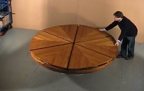 DB Fletcher transforming table