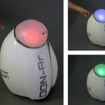 DON-8r Donation Collecting Robot