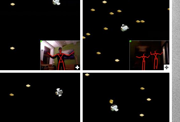 Flying Toasters Kinect Mod