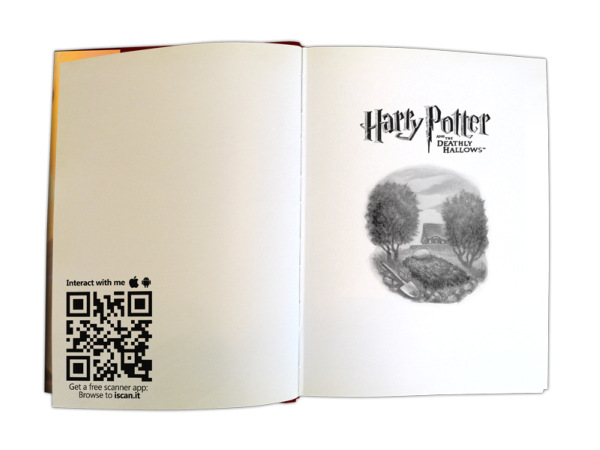 Harry Potter QR