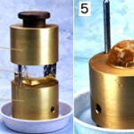 Ice Ball Sphere Mold Design