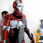 Iron Man Briefcase Armor