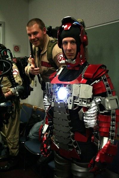 Iron Man Briefcase Armor 3