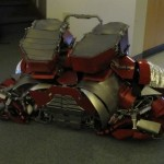Iron Man Briefcase Armor 5