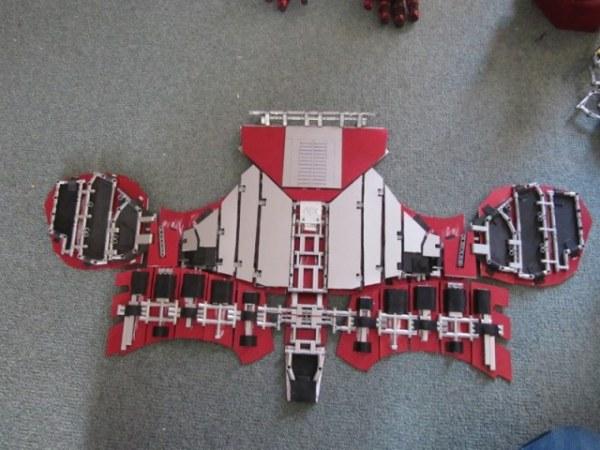 Iron Man Briefcase Armor 6