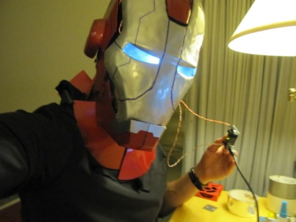 Iron Man Briefcase Armor 7