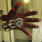 Iron Man Briefcase Armor 9