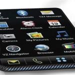 LG Slide Concept Phone 5