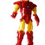 Lego Iron Man 4