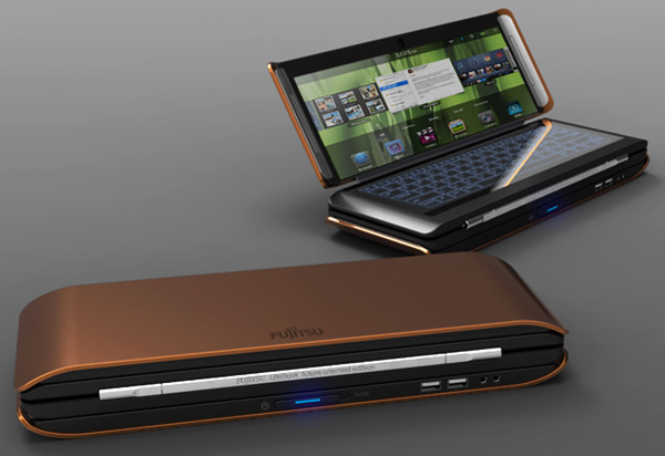 Lifebook X2 Folding Notebook 2
