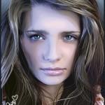 Mischa_Barton_Portrait_by_Joaris333