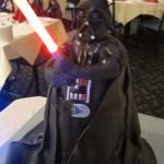Obi-Wan Kenobi vs Darth Vader Cake 2