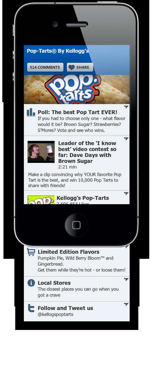 Poptarts Mobile