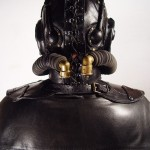 RP 8 Steampunk leather Gas Mask 3