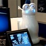 Reeti Media Center Robot