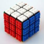 Rubik's Cube + Lego 1