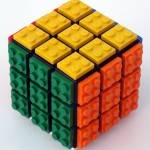 Rubik's Cube + Lego 2