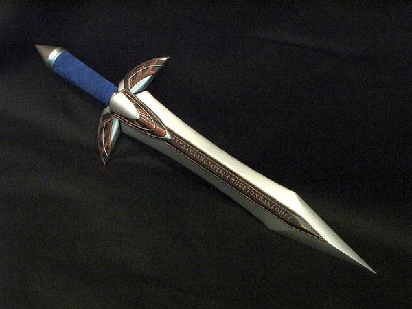Soul Calibur Cassandra Digamma Sword