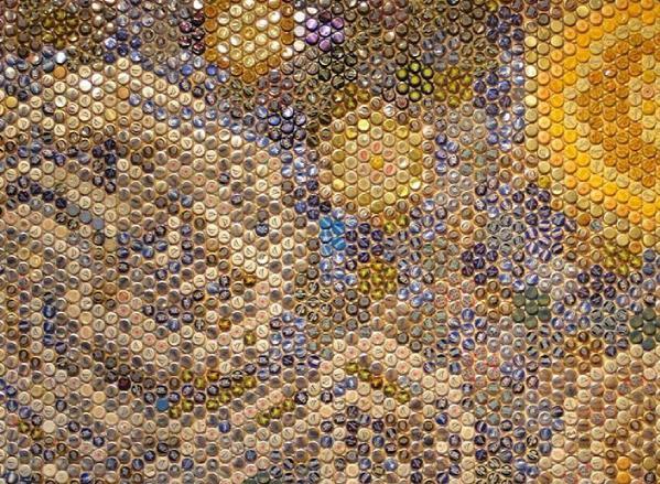 Starry Bottlecaps