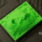 Trimensional 3D Printed Result