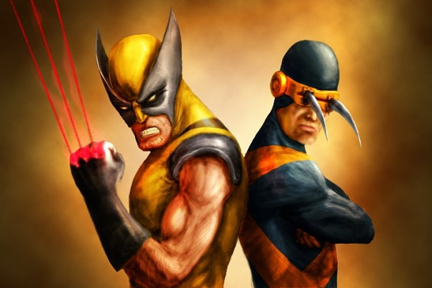 Wolverine cyclops Switch