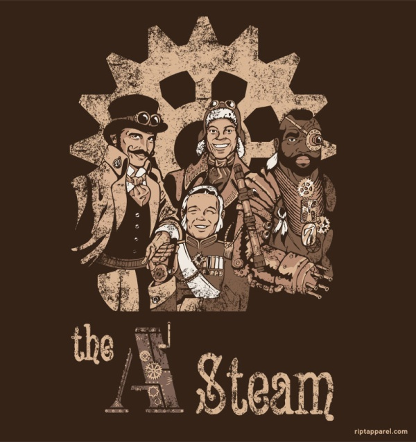 a-steam shirt