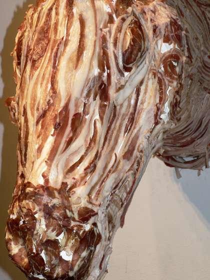bacon horse