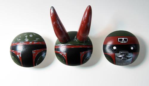 Bamba Fett Masks
