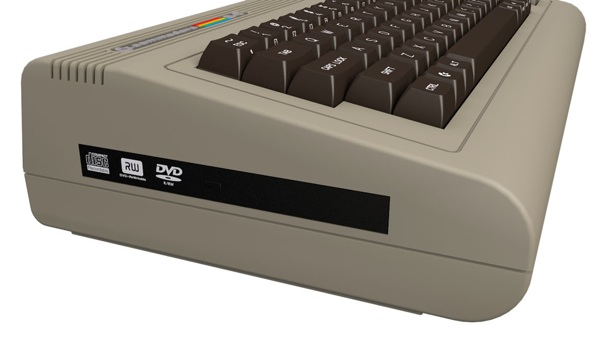 The C64 Optical Drive